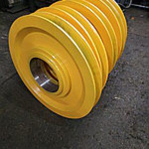 Блок полиспаста РДК 400