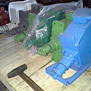 Электротолкатель  тормоза подъема стрелы РДК-250