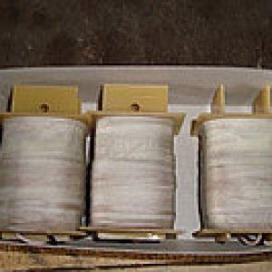 Катушка двигателя D1 (главного подъема)