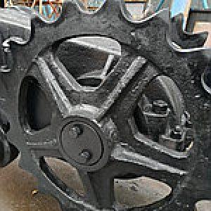 Колесо ведущее МКГ 25БР
