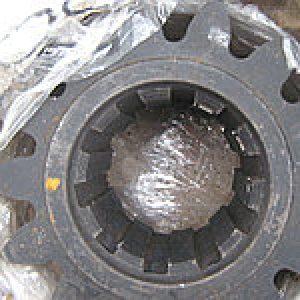 Шестерня редуктора поворота РДК-250 (m=12, z=14)