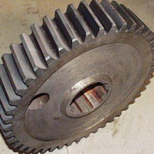 Зубчатое колесо 25.02.24.00.01 ДЭК-251